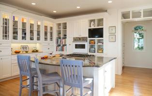 Manhattan Beach Kitchen Design
