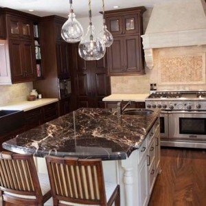 South Bay Kitchen cabinets are at Beach Kitchen Design