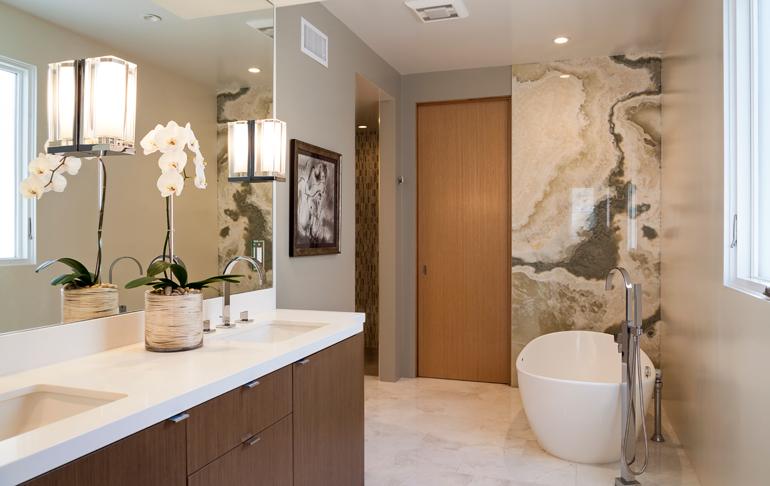 Beach Kitchen Design LLC Kitchen Cabinets - Bathroom remodel torrance ca