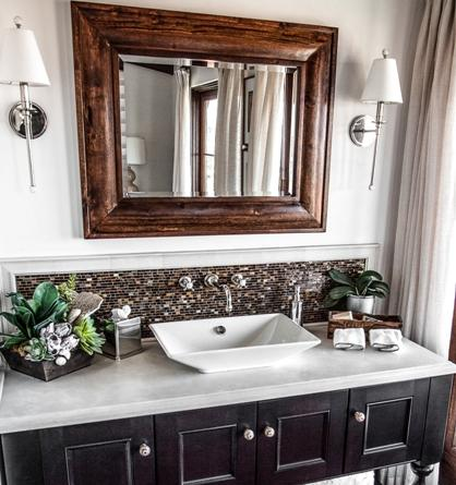 Manhattan Beach Bathroom Cabinets